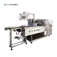 Bottle Cartoning Machine with Dropping System